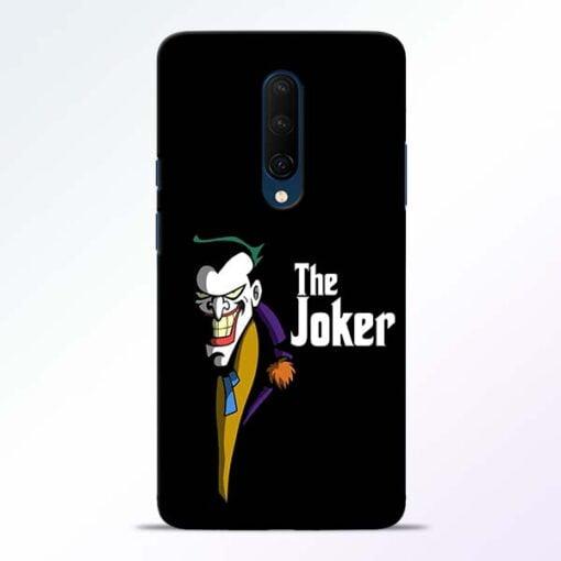 The Joker Face OnePlus 7T Pro Mobile Cover