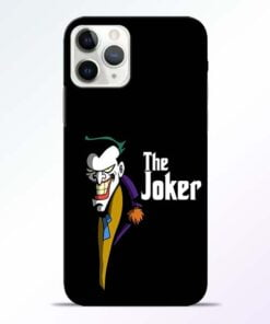 The Joker Face iPhone 11 Pro Max Mobile Cover