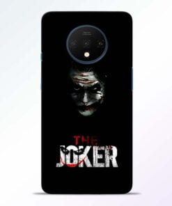 The Joker OnePlus 7T Mobile Cover