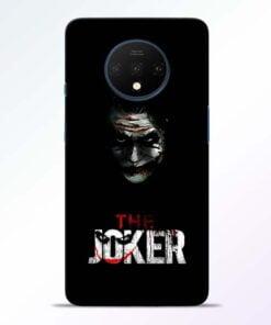 The Joker OnePlus 7T Mobile Cover