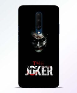 The Joker OnePlus 7T Pro Mobile Cover