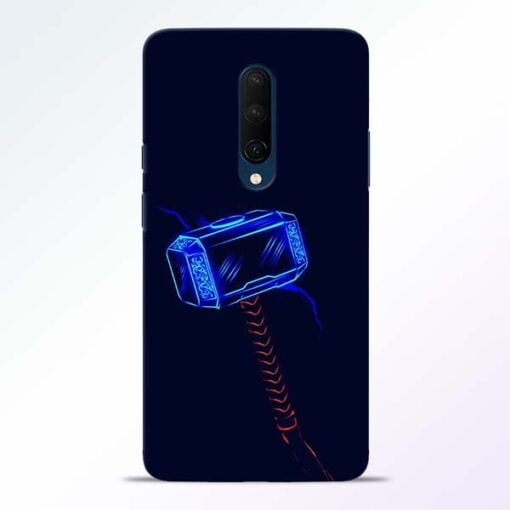 Thor Hammer OnePlus 7T Pro Mobile Cover