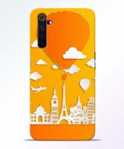 Traveller Realme 6 Mobile Cover