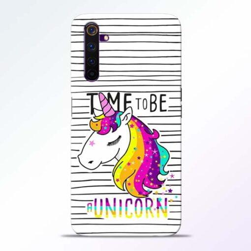 Unicorn Horse Realme 6 Mobile Cover