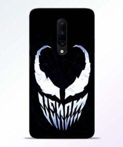 Venom Face OnePlus 7 Pro Mobile Cover