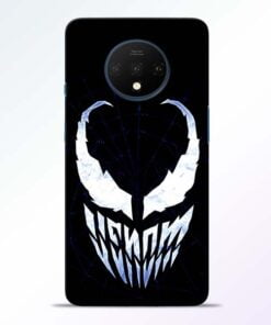 Venom Face OnePlus 7T Mobile Cover