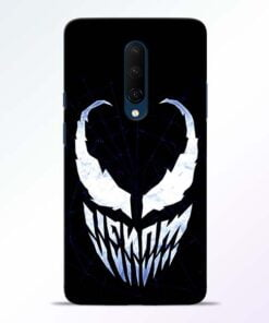 Venom Face OnePlus 7T Pro Mobile Cover