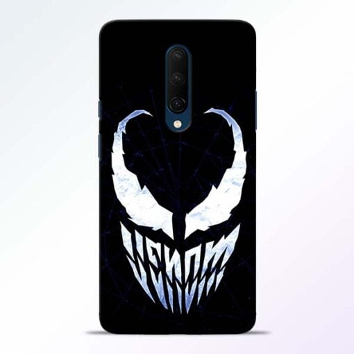 Venom Face OnePlus 7T Pro Mobile Cover