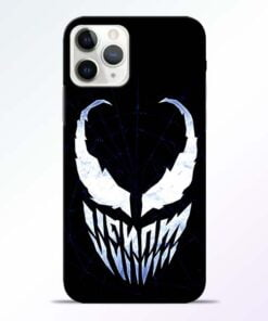 Venom Face iPhone 11 Pro Max Mobile Cover