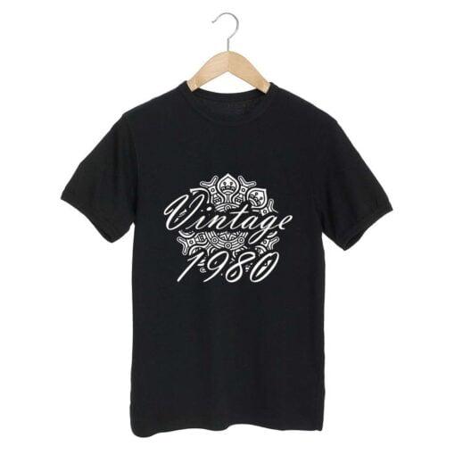 Vintage Black T shirt