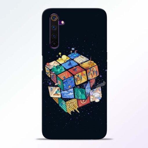 Wolrd Dice Realme 6 Mobile Cover