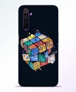 Wolrd Dice Realme 6 Pro Mobile Cover