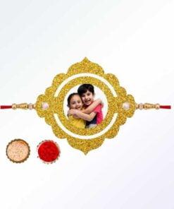 Customized Photo Rakhi Online