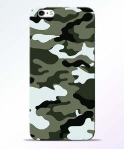 Army Camo iPhone 6 Mobile Cover