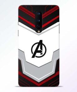 Avenger Endgame OnePlus 8 Mobile Cover