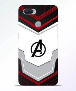 Avenger Endgame Oppo A11K Mobile Cover - CoversGap