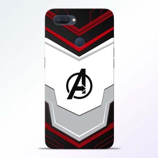 Avenger Endgame Oppo A12 Mobile Cover - CoversGap