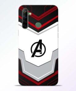 Avenger Endgame Realme 6i Mobile Cover - CoversGap