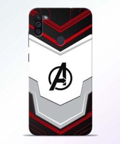 Avenger Endgame Samsung M11 Mobile Cover - CoversGap