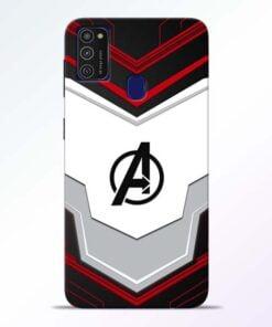 Avenger Endgame Samsung M21 Mobile Cover