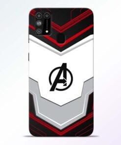 Avenger Endgame Samsung M31 Mobile Cover