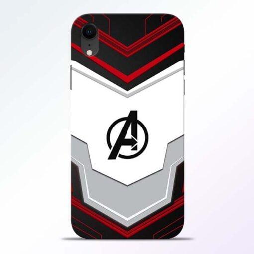 Avenger Endgame iPhone XR Mobile Cover