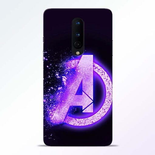 Avengers A OnePlus 8 Mobile Cover