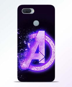 Avengers A Oppo A11K Mobile Cover - CoversGap