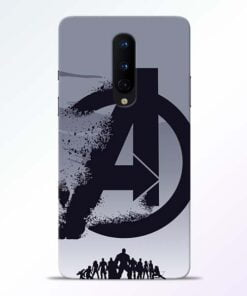 Avengers Team OnePlus 8 Mobile Cover