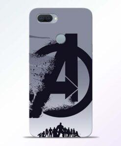 Avengers Team Oppo A11K Mobile Cover - CoversGap