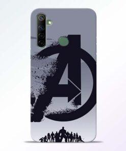 Avengers Team Realme 6i Mobile Cover - CoversGap