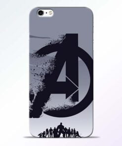 Avengers Team iPhone 6 Mobile Cover
