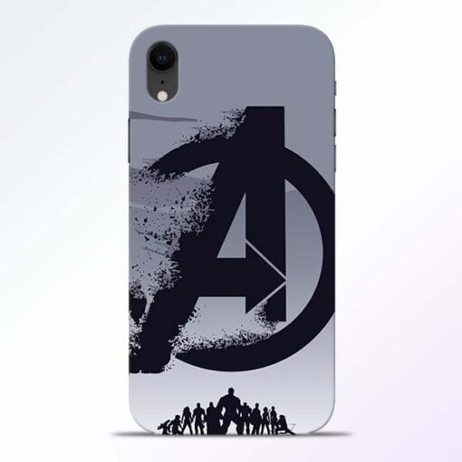 Avengers Team iPhone XR Mobile Cover