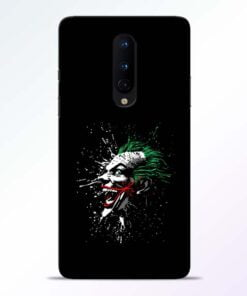 Crazy Joker OnePlus 8 Mobile Cover