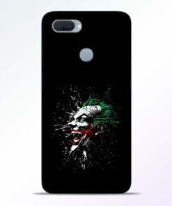 Crazy Joker Oppo A11K Mobile Cover - CoversGap