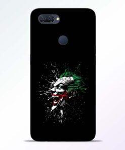 Crazy Joker Oppo A12 Mobile Cover - CoversGap