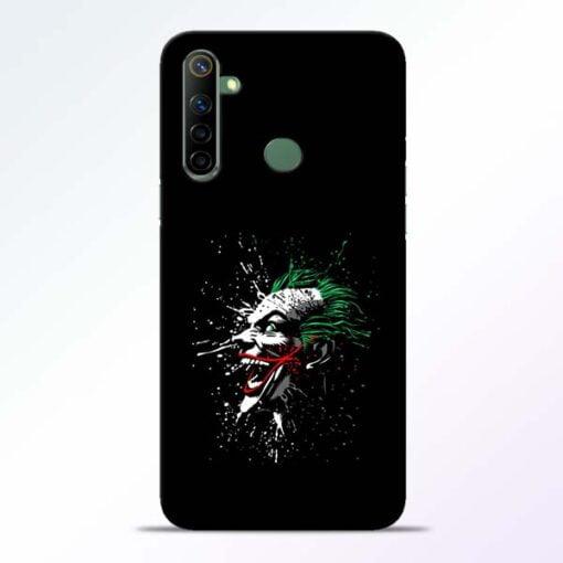 Crazy Joker Realme 6i Mobile Cover - CoversGap