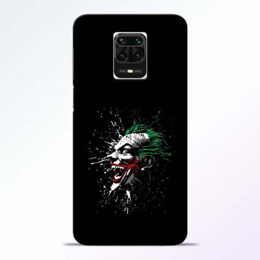 Crazy Joker Redmi Note 9 Pro Max Mobile Cover