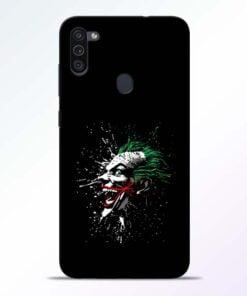 Crazy Joker Samsung M11 Mobile Cover - CoversGap