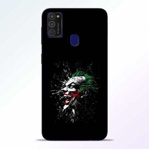 Crazy Joker Samsung M21 Mobile Cover