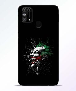 Crazy Joker Samsung M31 Mobile Cover