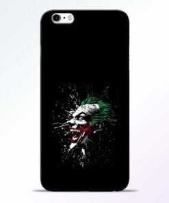 Crazy Joker iPhone 6s Mobile Cover