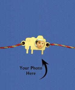 Customize Photo Rakhi Camera