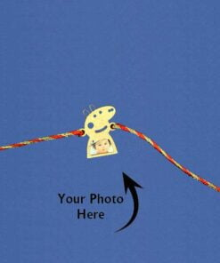 Customize Photo Rakhi Cartoon