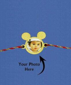 Customize Photo Rakhi Minnie