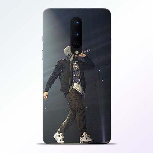 Eminem Style OnePlus 8 Mobile Cover