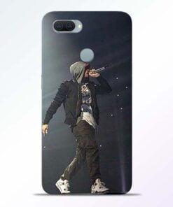 Eminem Style Oppo A11K Mobile Cover - CoversGap