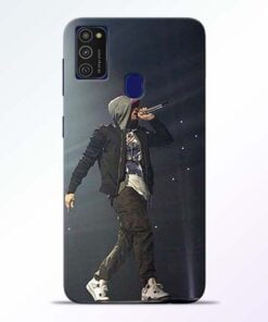 Eminem Style Samsung M21 Mobile Cover