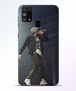 Eminem Style Samsung M31 Mobile Cover