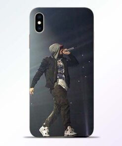 Eminem Style iPhone XS Max Mobile Cover